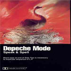 Depeche Mode - Speak & Spell download