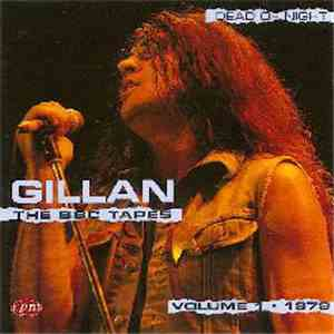 Gillan - The BBC Tapes Vol 1: Dead Of Night 1979 download