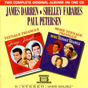 James Darren, Shelley Fabares, Paul Petersen - Teenage Triangle download