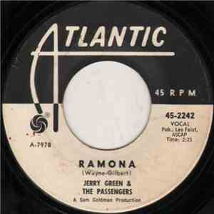 Jerry Green  & The Passengers  - Ramona / Puerto Rico download